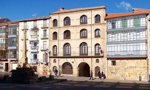 Leyendas de la Plaza Mayor de Soria