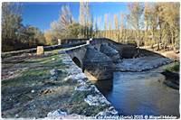 El puente de Andaluz (Soria)